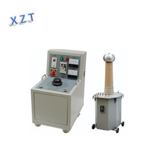 Hot sales ac dc high voltage cable testing transformer price
