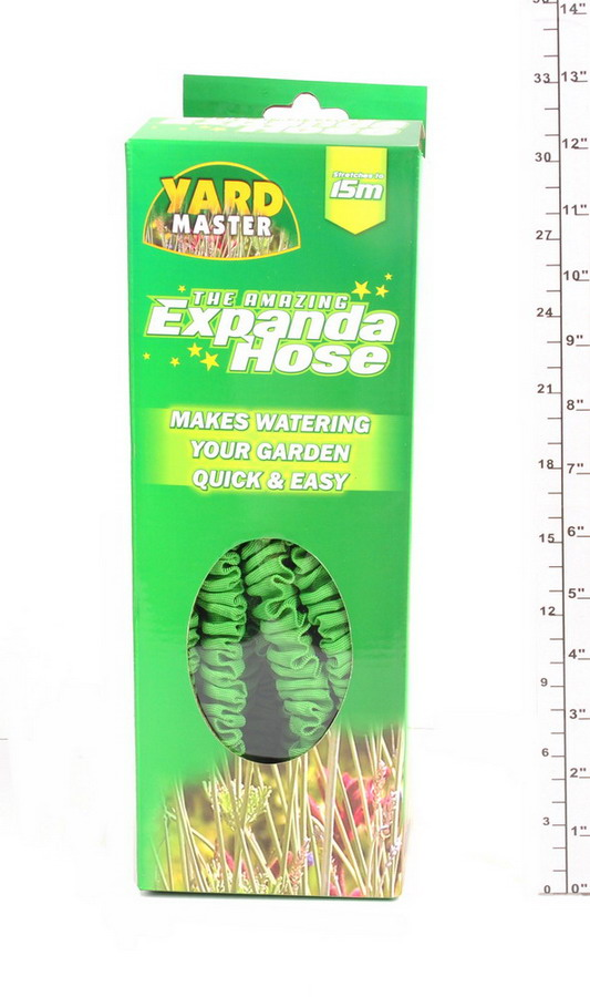 garden tools latex expandable hose 8M flexiable hose