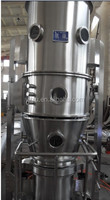 FL Series fluid bed granulator dryer for cocoa powder