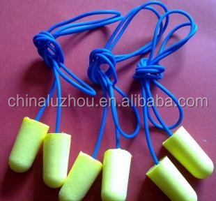 Hearing Protector Safety pu ear plugs foam polyurethane injection automatic machine