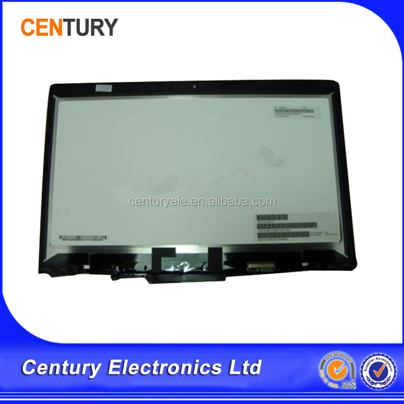 For Lenovo Yoga X1 Carbon Assembly LP140QH1-SPE1 SPA2 VVX14T058 2560*1440 assembly LCD with Touch screen