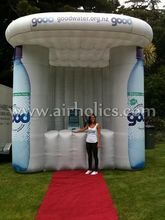 Inflatable Sales Stand/sale kiosk/inflatable pavilion H2187