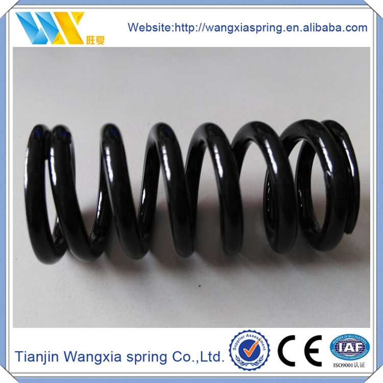 Variable Pitch Cylindrically Coiled Compression Spring, Suitable for Cars and Machines