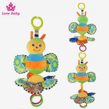 Baby Toys Music Bee Infants Cute Plush Educational Toys