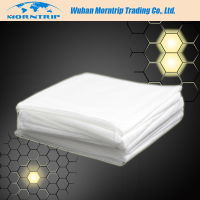 Disposable PP Bed Sheet+Bed Cover with Elastic+Pillow Cover sets