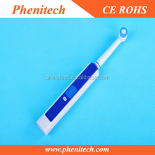 Changeable head well selling durable electrical toothbrush