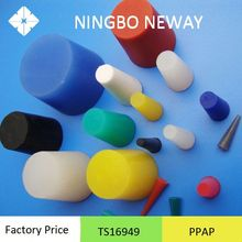 China molded rubber shower parts