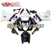 Fairings for Suzuki GSXR1000 K3 Year 03 04 2003 2004 ABS Motorcycles Fairings Kit Bodywork Motorbike Cowling Fairings White Blue