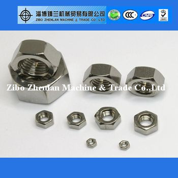 "3/8"" stainless steel hex bolt nut ands washer"