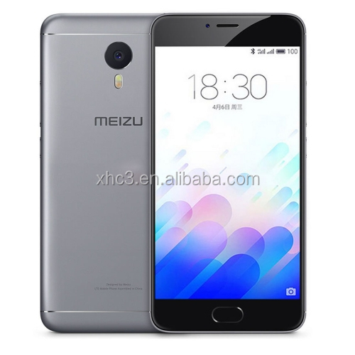 Hot selling Meizu Meilan Note 3 16GB mobile phone 5.5 inch Flyme 5.1 Helio X10 Octa Core 4G phone