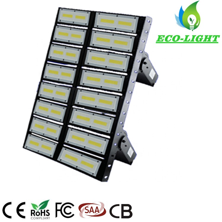 IP67 high power 1000w LED stadium flood light with 5 years warranty