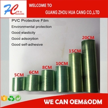 PVC blue /clear film wap for stainless steel,PVC protect film