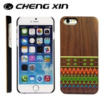 wooden case hot blank wood cell phone covers for iphone 4
