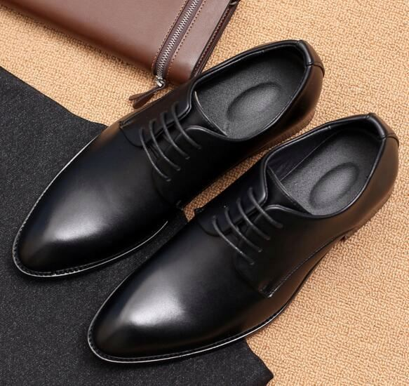 Wholesale casual dress casual men business oxford dress shoes