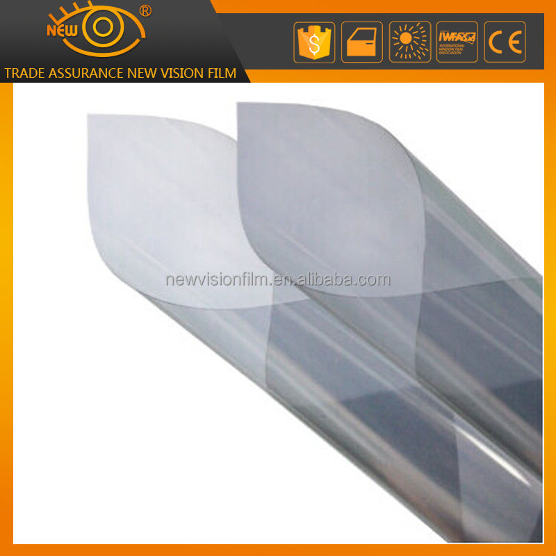 1.52*60M 100% UV Protective Solar Glass Tint One way Window Tinting Film for Cars