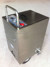 Clean!dry ice blasting machine YGQX-750-1 for industrial cleaning