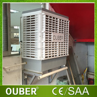 Excellent electrics water air cooler mini room window water air cooler body plastic cooling system