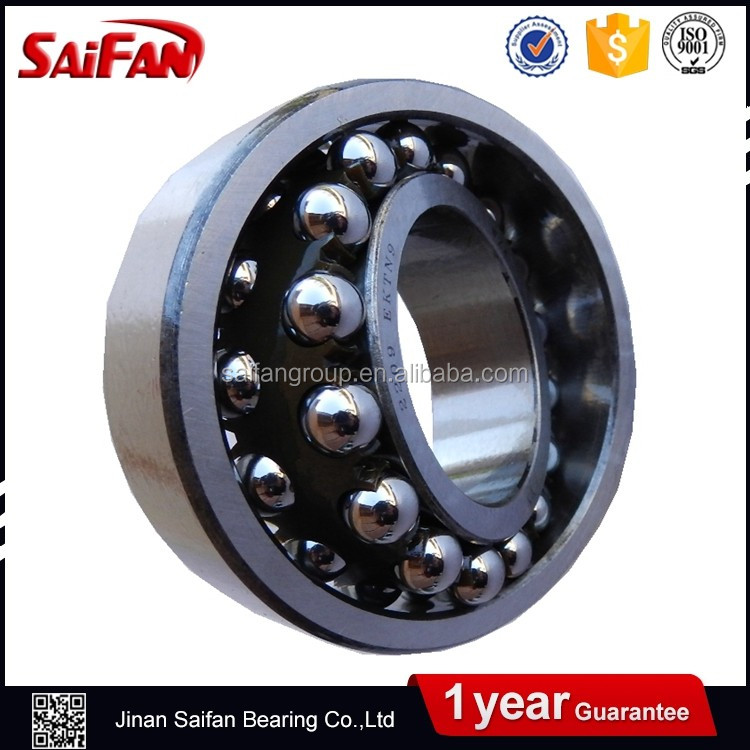 SAIFAN High Performance Metallurgy Bearinbg 1311 Self-Aligning Ball Bearing Sizes 55x120x29mm