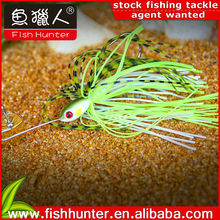 fishing gear/spinner bait/wholesale jig heads