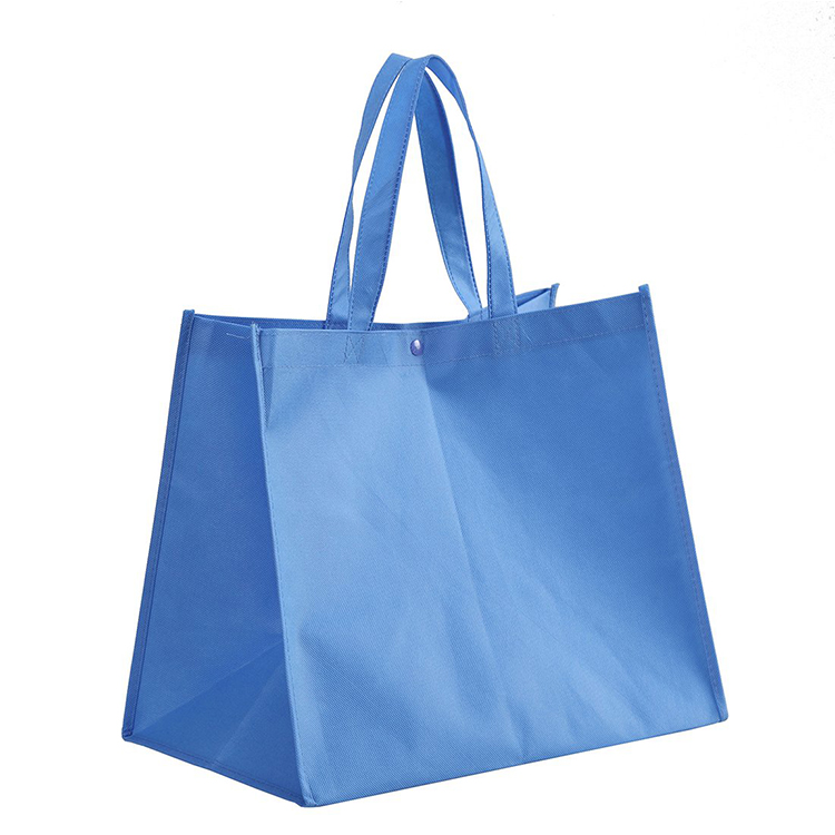 Wholesale Reusable Eco Large PP Shopping Grocery Non Woven Tote Bag with Logo