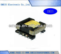 High frequency transformer with EFD25 type