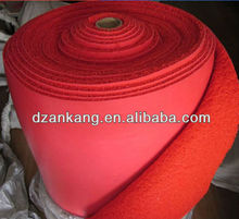 12mm,15mm red blue green single color cheap auto pvc car carpet ,pvc car carpet roll made in china