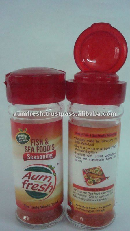 Fish & Sea Food's Seasoning