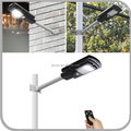 30W Wirless 3 Modes led light solar with Remote Controller