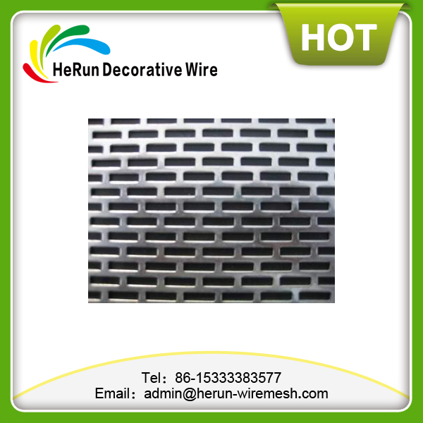 Hebei anping HR perforated metal sheet for crafts