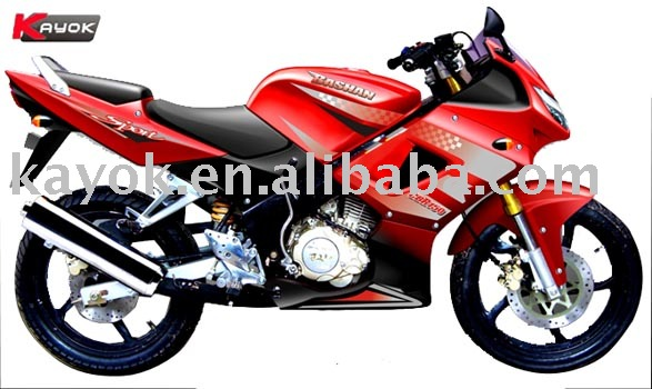 150cc racing motorcycle, 150cc sports bike, KM150GS