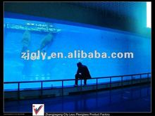 Cast Acrylic Fish Tanks for Entertainment Hotel