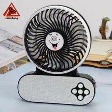 Cartoon portable outdoor cooling fans mini air conditioner