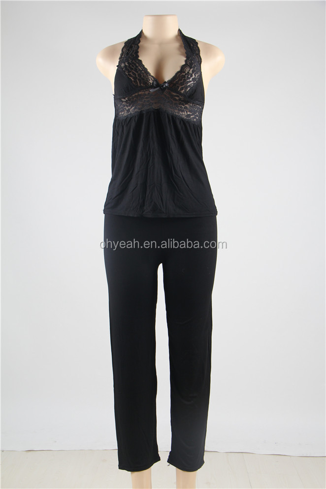 Good quality soft material sleepwear for women