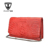 Genuine Leather Women Clutch Bag Ladies Clutch Bags Customize Color Handbags For Girl