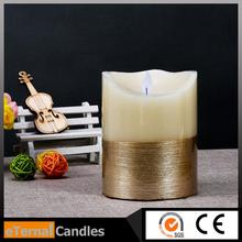 Hot selling custom led candles with high quality