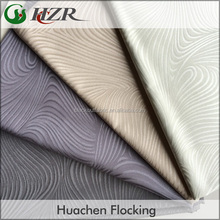 Jacquard Pattern Blackout Curtain Fabric for Homes and Hotels Furnishing