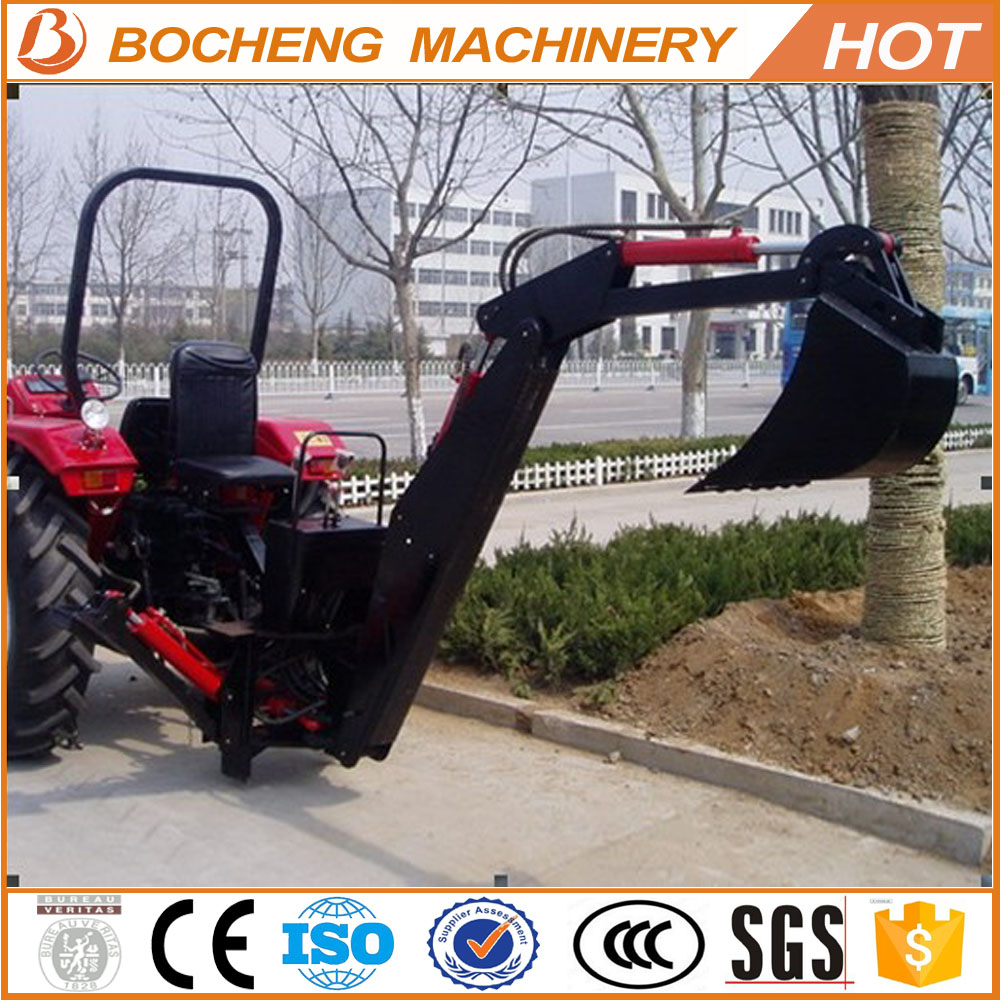 durable LW series mini backhoe excavator price/ agriculture machinery equipment