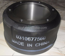 Good quality Auto Brake Systems heavy duty truck break drum for used