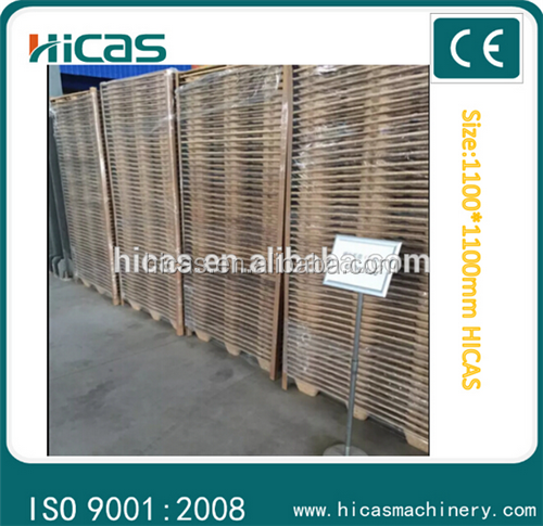 Eur size warehouse pallet wood for sale