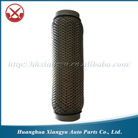 China Alibaba Supplier Car Exhaust System Flexible Pipe