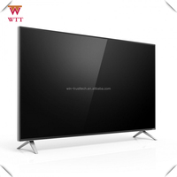 "China manufacturer high quality 32'' 42'' 48' 50''55"" factory price fashionable design 4k full led tv matrix"