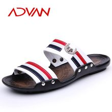 eva outsotle customised wholesale fancy mens sandal beach slippers
