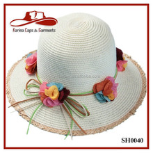 fashion new women summer sun sombrero straw hat wholesale