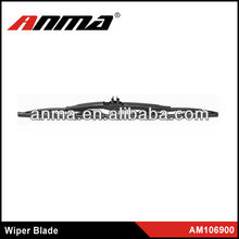 Universal size metal car wiper blade screw type wiper blades