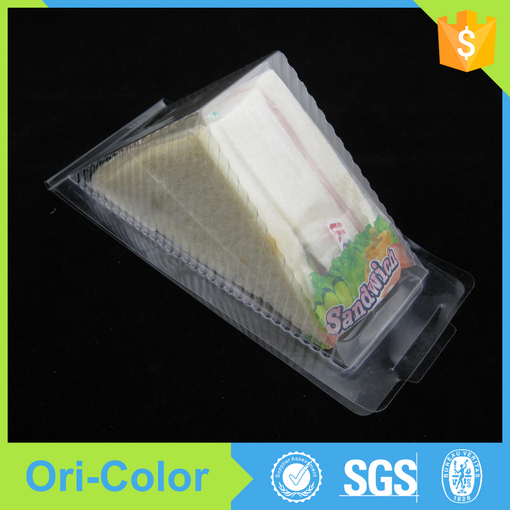 Good Quality Plastic Sushi Food Container