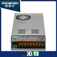 desktop power supply 5vdc 240W computer power supplies S-350 with 2 years warrany power supply for pc