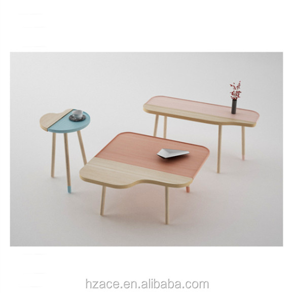 Colorful standing desk for home and schools school desk