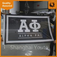 Cheap Custom Made Flags Polyester Country