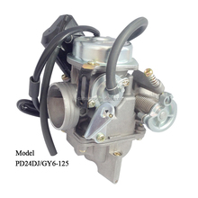 Vacuum carburetor GY6125 150 for GY6 engine 125cc 150cc pedal motorcycle scooter ATV
