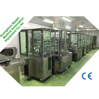 fully automatic production line of blood typing card